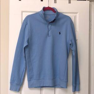 Polo Ralph Lauren Men's Preformance 3/4 Pullover-S